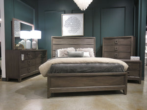 Atlantic Platform Bed