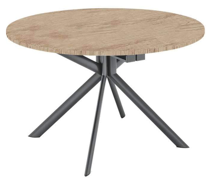 Giove Round Extending Table CONNUBIA * (CURRENTLY ON FURNITURE SHOWROOM FLOOR)