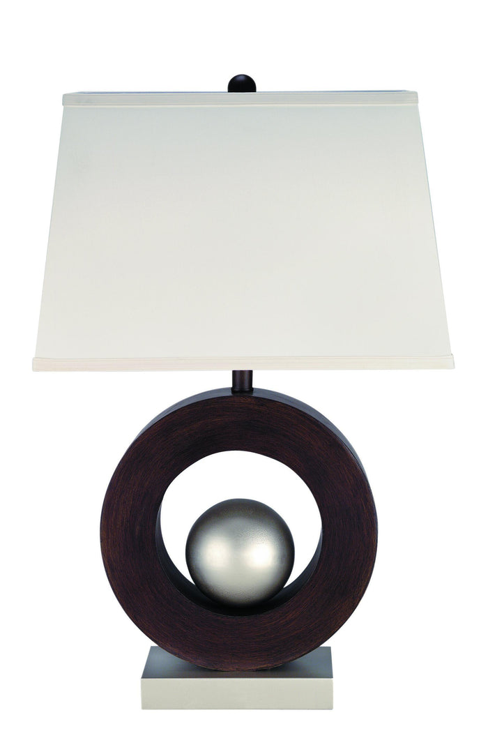 Lite Source LS-2449 Art Deco Retro Table Lamp * (CURRENTLY ON FURNITURE SHOWROOM FLOOR)