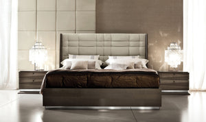 Monaco Bed by ALF