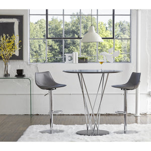 STACY 40-INCH BAR TABLE - Fast Ship Furniture
