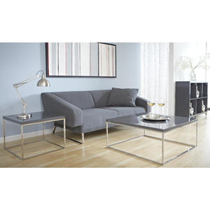 Teresa Square Coffee Table - Fast Ship Furniture