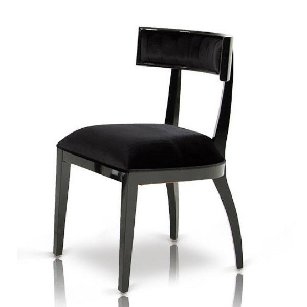 Black Modern Dining Chairs