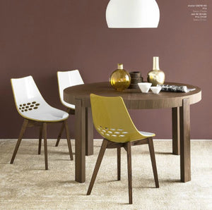 Atelier Dining Table (Central Folding Extention)