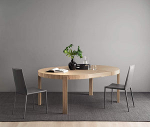 Atelier Dining Table w Butterly Extention
