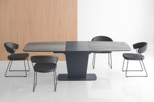 Connubia Calligaris CB/4783-R Athos Extending Dining Table