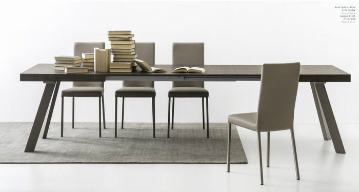 Bold Melamine Dining Table (Special Order)