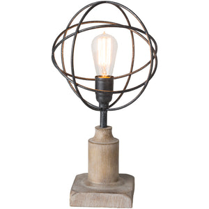 Surya Bolton BTO-101 Table Lamp