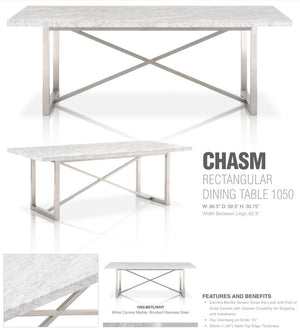 Star International Chasm Dining Table