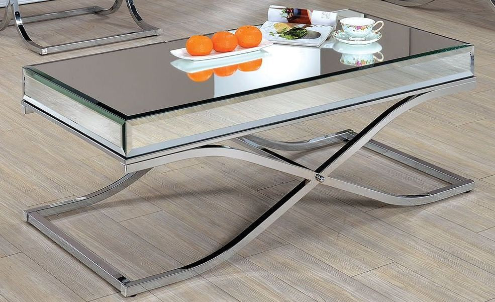 Furniture Of America Sundance Coffee Table * (CURRENTLY ON SHOWROOM FLOOR)