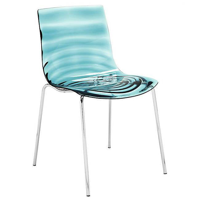 Connubia by Calligaris Leau Dining Chair * (CURRENTLY ON FURNITURE SHOWROOM FLOOR)