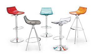 Connubia Calligaris CB/1428 Led Bar Stool