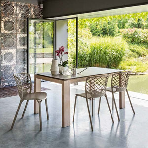 Connubia Calligaris CB/1459 Gamera Outdoor Dining Chair