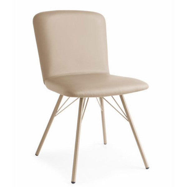 Connubia Calligaris CB/1662-SK Emma Dining Chair