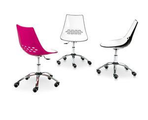 Connubia Calligaris CB/623 Jam Hope Office Chair