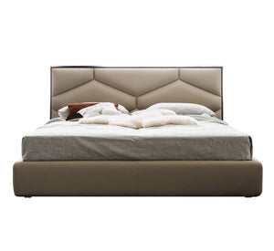 Cattelan Italia Ludovic Upholstered Bed