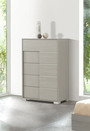 Modrest Ethan Italian Modern Grey Chest
