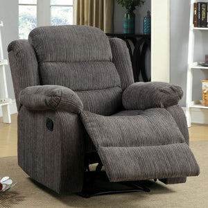 Furniture Of America Millevile Fabric Recliner Chair