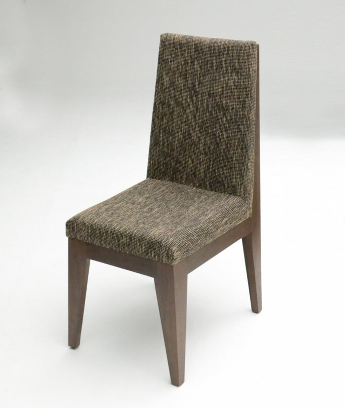 Aura - Modern Tobacco Dining Chair (Set of 2)