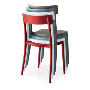 Connubia Calligaris CB/1523 Argo Outdoor Dining Chair