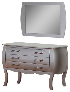 Modrest Monte Carlo Transitional Platinum Dresser