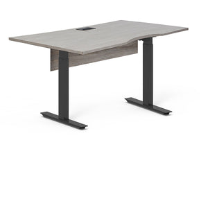 "UNIQUE FURNITURE KALMAR 54"" ELECTRIC SIT-STAND DESK"