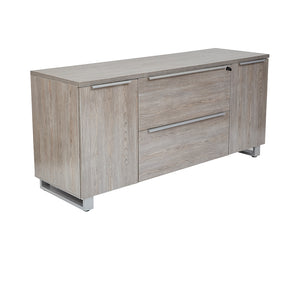 UNIQUE FURNITURE KALMAR 2 DRAWER CREDENZA
