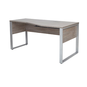 "UNIQUE FURNITURE KALMAR 63"" RIGHT CRESCENT DESK"
