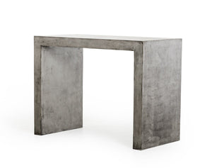 Modrest McGee Modern Concrete Outdoor Bar Table
