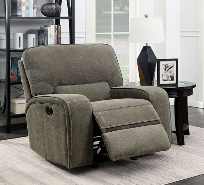 Awesome Furniture Of America Bickford Power Recliner Chair Bralicious Painted Fabric Chair Ideas Braliciousco