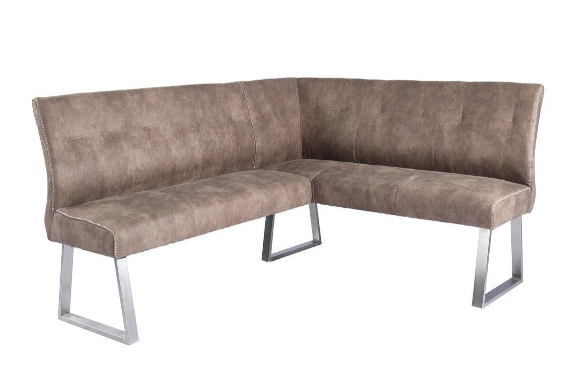 sectional dining bench