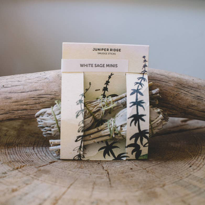 Juniper Ridge // White Sage Minis