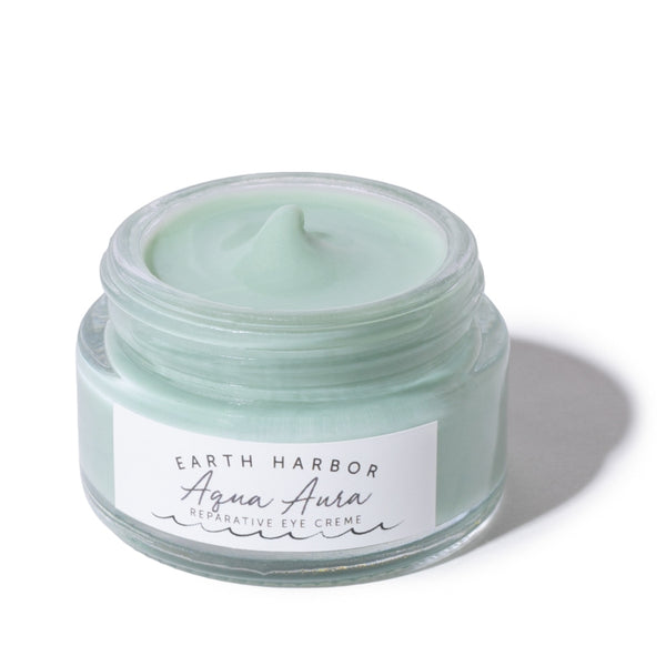 Earth Harbor Naturals // Aqua Aura Reparative Eye Cream