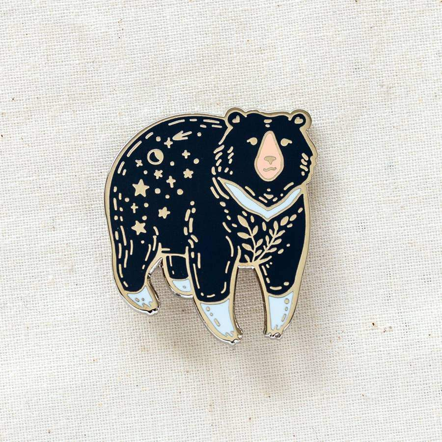 Wildship Studio // Enamel Pins