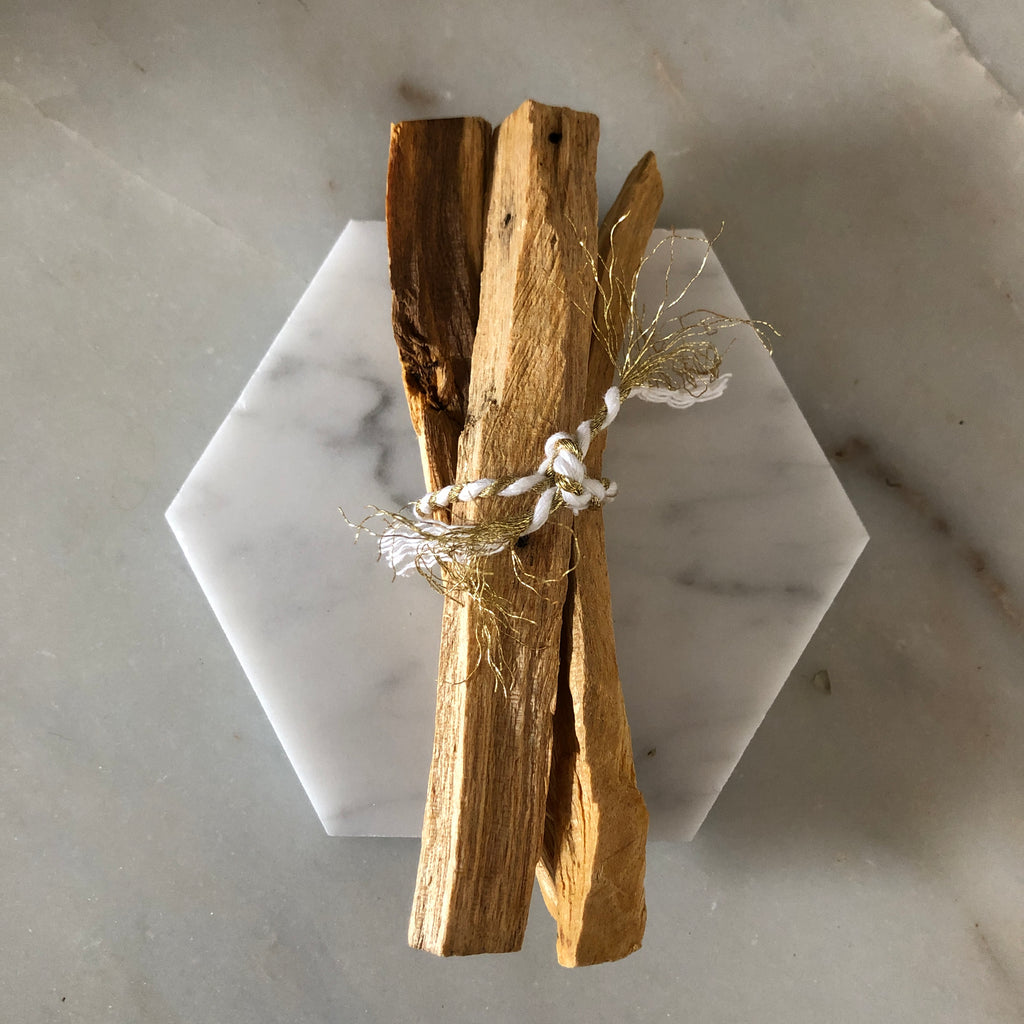 Sustainably Sourced Palo Santo Bundle
