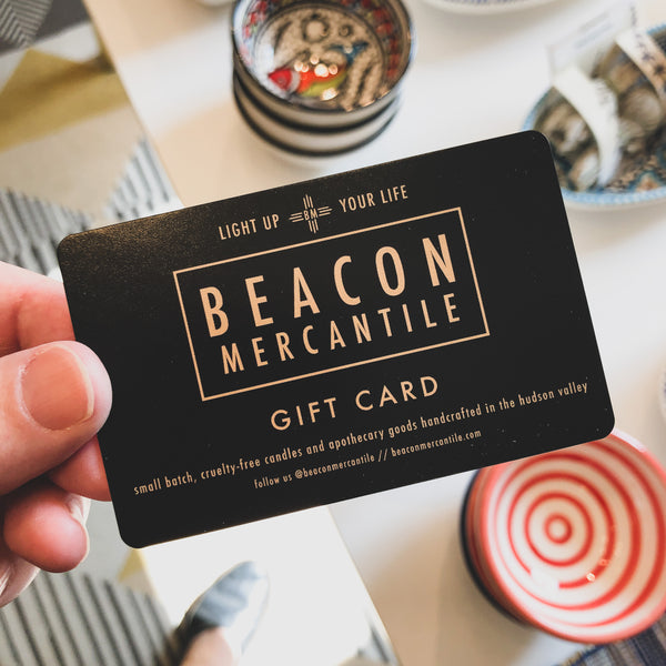 BM Physical Gift Card