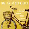 No. 37 Stolen Bike // 8.5oz Soy Candle