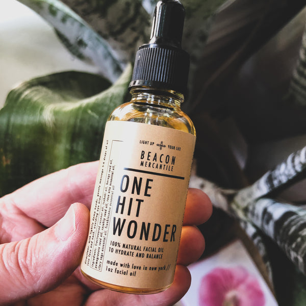 One Hit Wonder Balancing Facial Oil