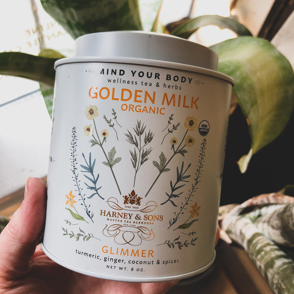 Harney & Sons // Golden Milk Wellness Blend