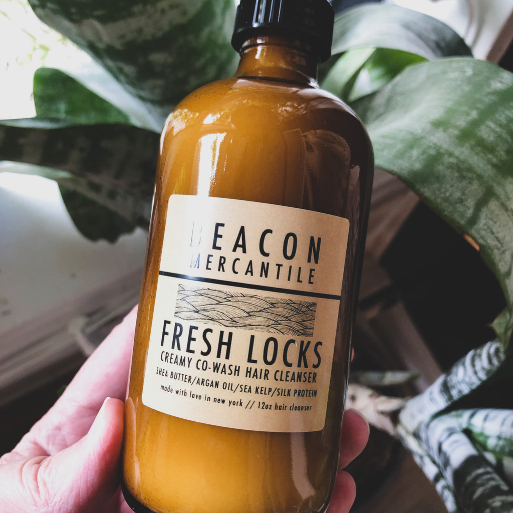 Fresh Locks Creamy Co-Wash Conditioning Hair Cleanser