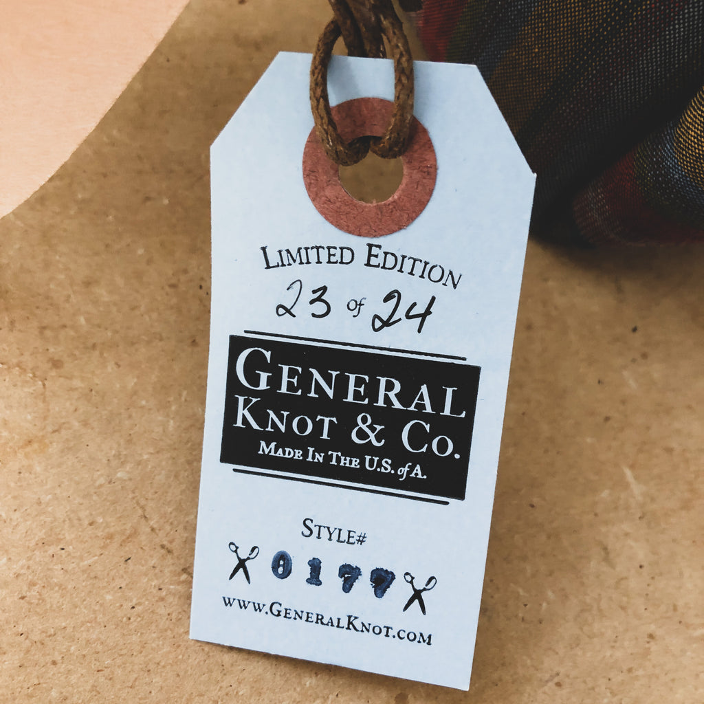 General Knot & Co. // Travel Kit