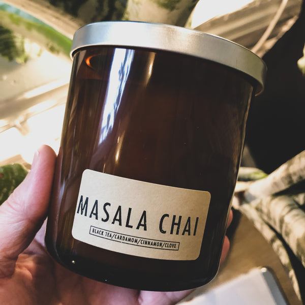 Seasonal Candle // Masala Chai