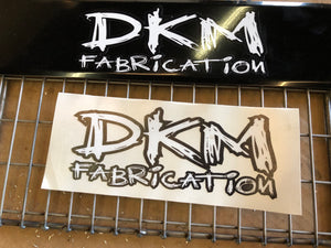 DKM STICKER