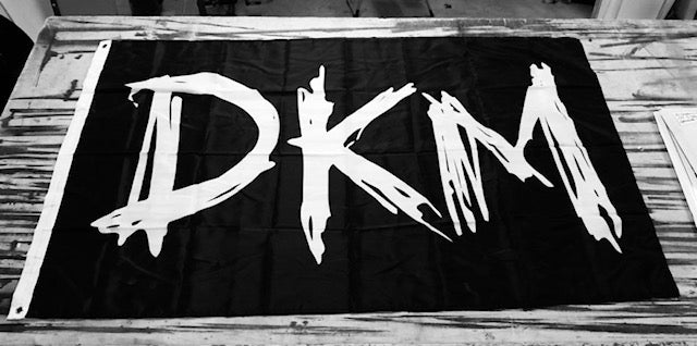 Official DKM Black Flag