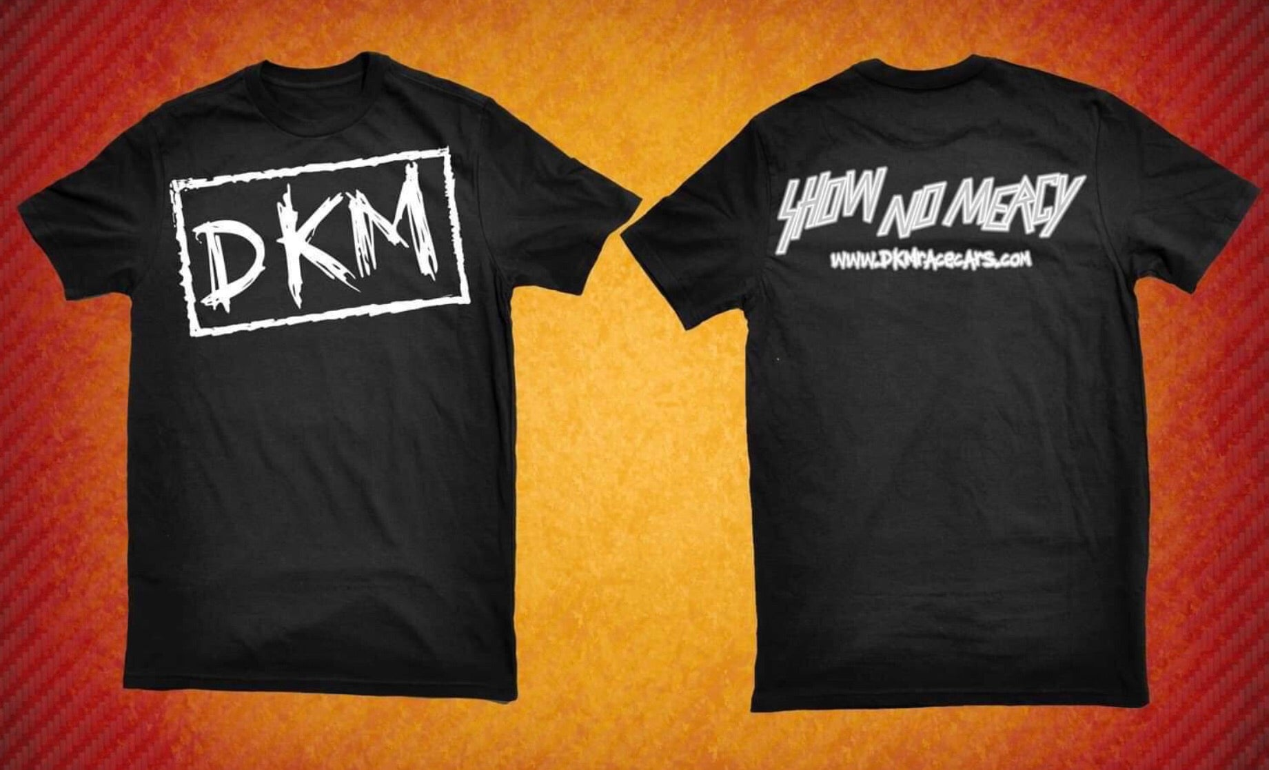DKM SHOW NO MERCY SHIRT