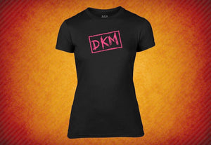Women's DKM fitted T Shirt