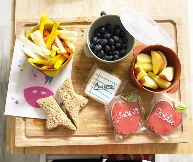back to school, virtually [food edition]