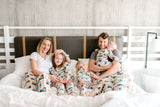 family pajamas: the intellectual yeti