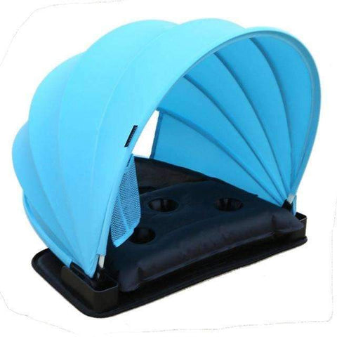 WoLf FuSiOn Blue Adjustable Beach Canopy