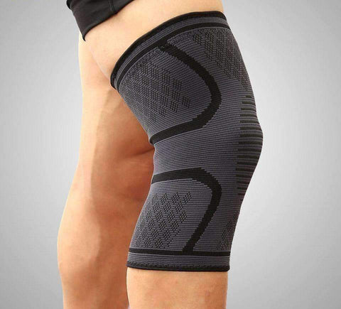 Image of WoLf FuSiOn Elbow & Knee Pads Black / XL Top Quality™ Support Knee Pads